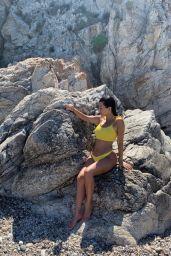 Kourtney Kardashian in a Bikini 07/29/2019