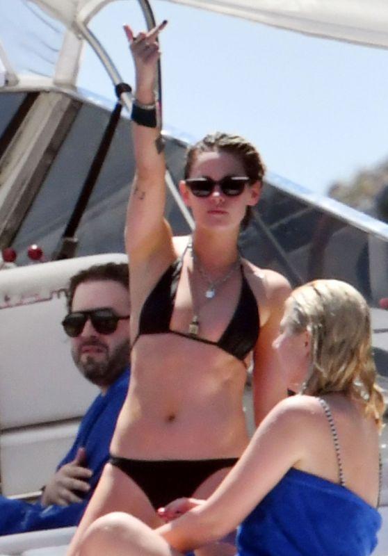 Kristen Stewart in a Bikini 07/14/2019