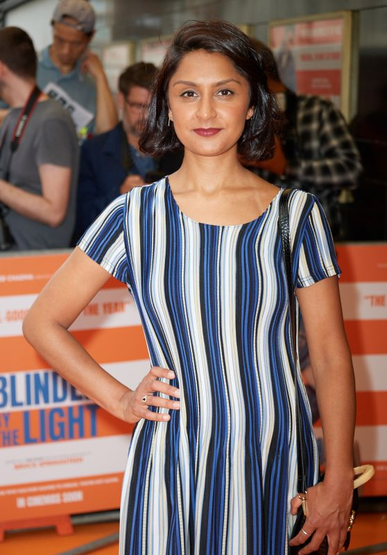 """Krupa Pattani - """"Blinded By The Light"""" Premiere in London"""