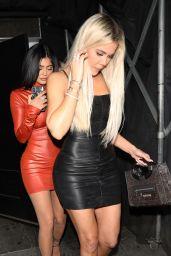 Kylie Jenner and Anastasia Karanikolaou - Nice Guy Restaurant in West Hollywood 06/30/2019