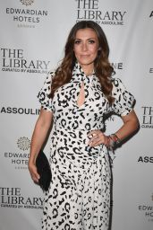 Kym Marsh – The Library Curated by Assouline Launch in Manchester 07/04/2019