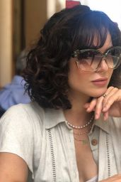 Lana Parrilla - Social Media, July 2019