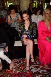 Larsen Thompson - Zuhair Murad Haute Couture Fall/Winter 19/20 in Paris