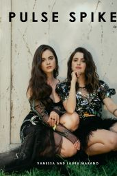 Laura Marano and Vanessa Marano - Pulse Spikes Summer 2019
