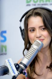 "Laura Marano and Vanessa Marano - Visit ""Elvis Duran and The Z100 Morning Show"" in NYC 07/17/2019"