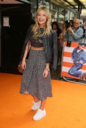 """Laura Whitmore - """"Blinded By The Light"""" Premiere in London"""