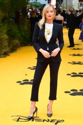 """Laura Whitmore – """"The Lion King"""" European Premiere in London"""