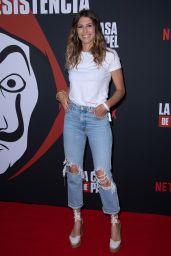 """Laury Thilleman - """"La Casa De Papel"""" Season 3 Premiere in Paris"""