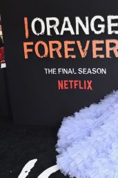 "Laverne Cox – ""Orange Is The New Black"" Final Season World Premiere in NYC"