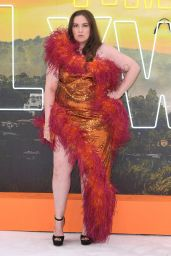 """Lena Dunham – """"Once Upon a Time in Hollywood"""" Premiere in London"""