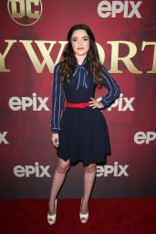 "Liana Ramirez – ""Pennyworth"" Premiere in LA"