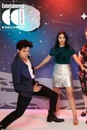 Lili Reinhart, Camila Mendes and Madelaine Petsch - Photoshoot Entertainment Weekly Comic Con 07/20/2019