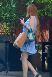Lindsay Lohan at Long Island, NYC 07/14/2019