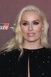 Lindsey Vonn – 2019 Sports Illustrated Fashionable 50 Party in LA