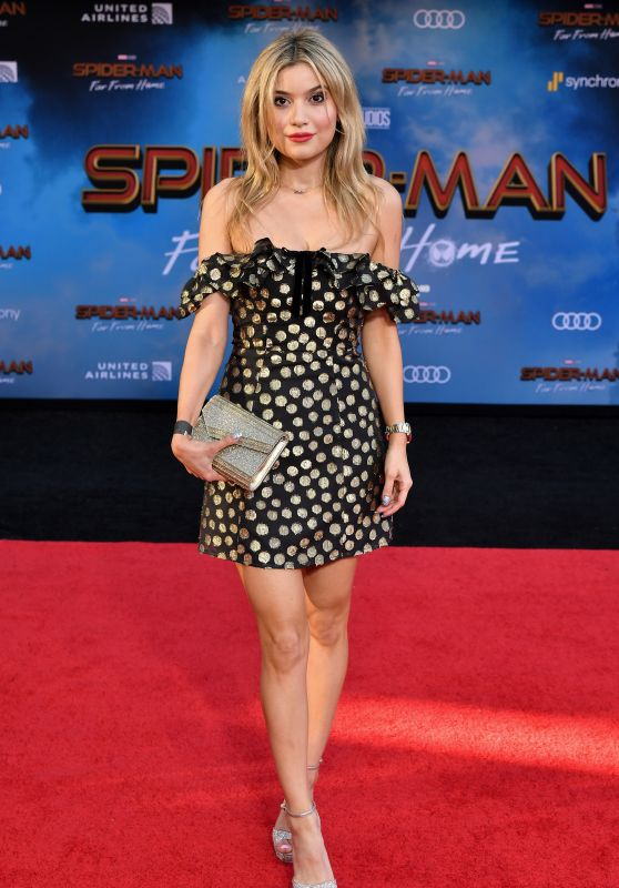 """Lola Tash – """"Spider-Man: Far From Home"""" Red Carpet in Hollywood"""