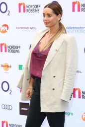 Louise Redknapp - 2019 Nordoff Robbins O2 Silver Clef Awards