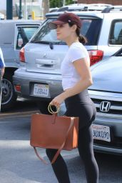 Lucy Hale - Grocery Shopping at Ralphs Supermarket in Los Angeles 06/29/2019