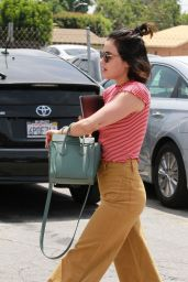 Lucy Hale Street Style 07/03/2019