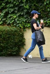 Lucy Hale Street Style 07/25/2019