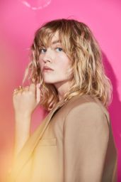 Maddie Hasson - Pizza Hut Lounge Portraits at SDCC 2019