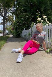 Maddie Ziegler - Social Media 07/04/2019
