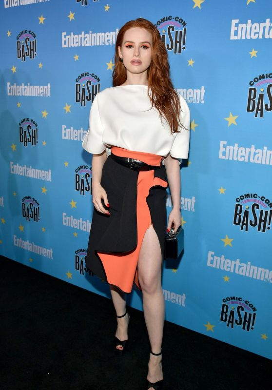 Madelaine Petsch – EW Comic Con Party in San Diego 07/20/2019