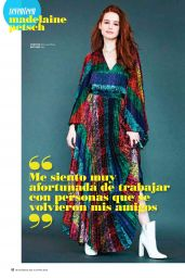 Madelaine Petsch - Seventeen Magazine Mexico August 2019 Issue