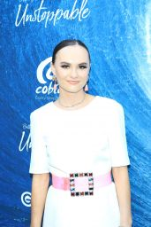 """Madeline Carroll - """"Unstoppable"""" Premiere in Hollywood"""