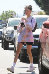 Madison Beer - Running Errands in West Hollywood 07/26/2019