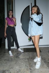 Madison Beer - Sarah Moore and Michael Gruen Joint Birthday Party in Encino 07/27/2019