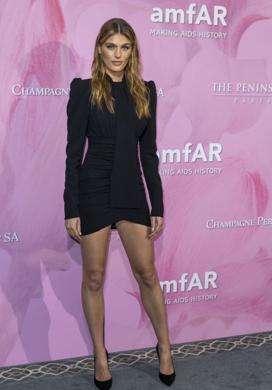 Madison Headrick – amfAR Couture Cocktail and Dinner Party in Paris 06/30/2019