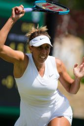 Madison Keys – Wimbledon Tennis Championships 07/01/2019