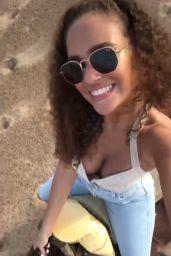 Madison Pettis in a Bikini 07/11/2019