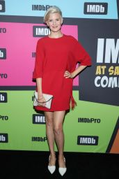 Maggie Grace - #IMDboat at Comic Con San Diego 2019