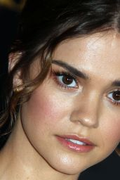 "Maia Mitchell - ""The Lion King"" Premiere in Hollywood"