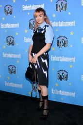 Maisie Williams – EW Comic Con Party in San Diego 07/20/2019