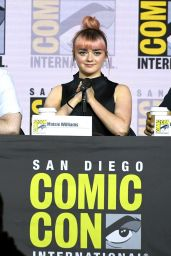"Maisie Williams - ""Game of Thrones"" Panel + Q&A at SDCC 2019"
