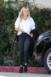 Malin Akerman - Leaving the Chateau Marmont in West Hollywood 06/27/2019