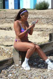 Malin Andersson - Beach in Essex 06/29/2019
