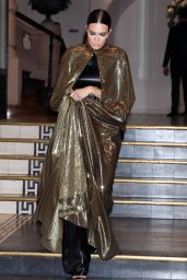Mandy Moore - Departs the Vogue Party in Paris 07/02/2019