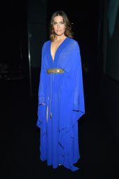 Mandy Moore - DUNDAS Haute Couture Fall/Winter 2019 2020 Show in Paris