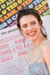 """Margaret Qualley – """"Once Upon a Time In Hollywood"""" Premiere in LA"""