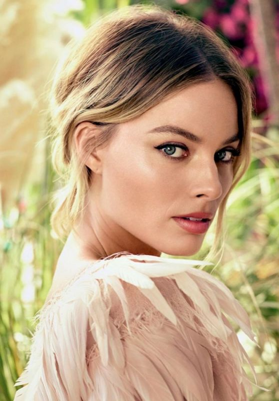 Margot Robbie - Glamour Magazine Russia August 2019 Photos