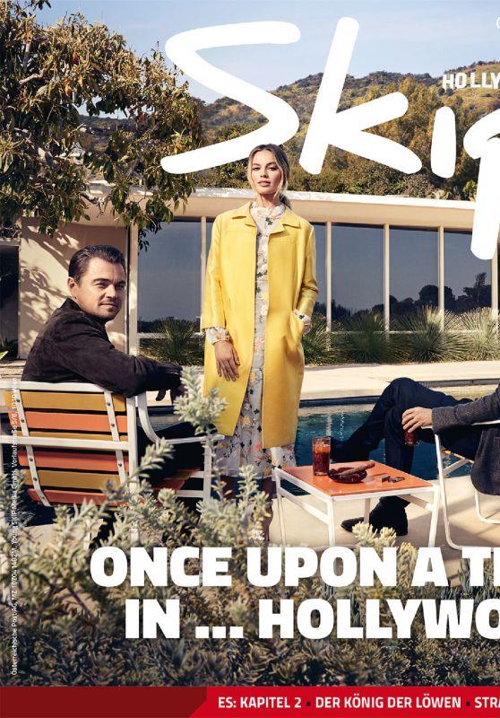Margot Robbie - Skip Magazine 2019 Cover