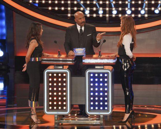 Maria Menounos Celebrity Family Feud 07 14 2019 Episode