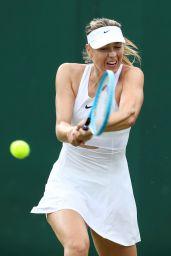 Maria Sharapova – Wimbledon Tennis Championships 07/02/2019