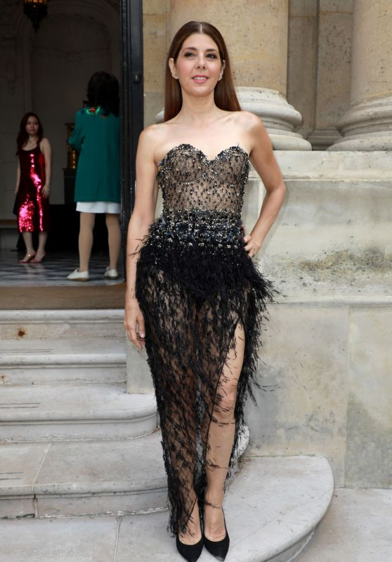 Marisa Tomei - Ralph & Russo Fashion Show in Paris 07/01/2019