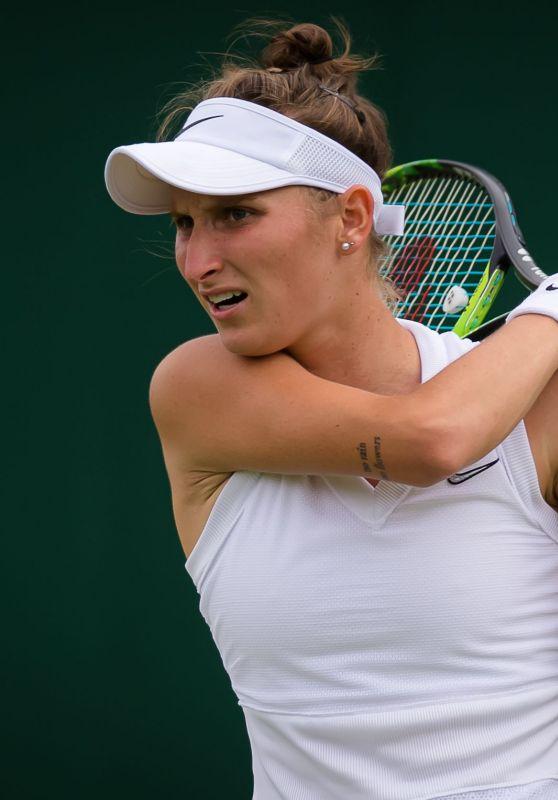 Marketa Vondrousova – Wimbledon Tennis Championships 07/01/2019