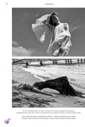 Martha Hunt - Photo France July/September 2019 Issue