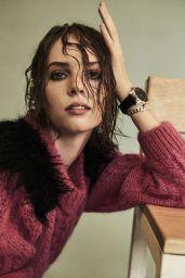 Maya Hawke - Crash Magazine May 2019 Photos